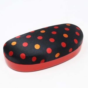 Polka Dot Sunglass Eyeglass Case
